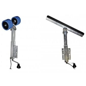 Supporto registrabile telescopico
