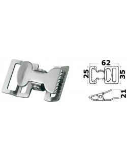 Nastro-tensore in acciaio inox