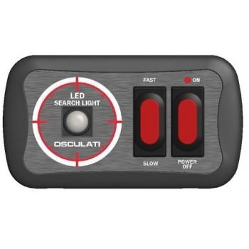 Comando joystick per faro LED