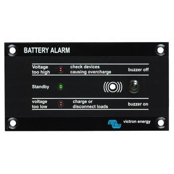 Pannello battery alarm