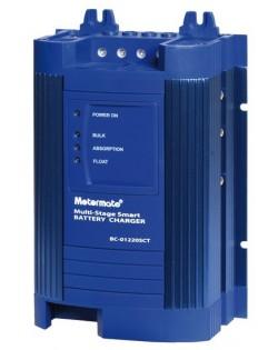Caricabatteria POWER SAVER switch mode multistadio