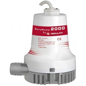Elettropompa centrifuga ad immersione EUROPUMP II - 24V