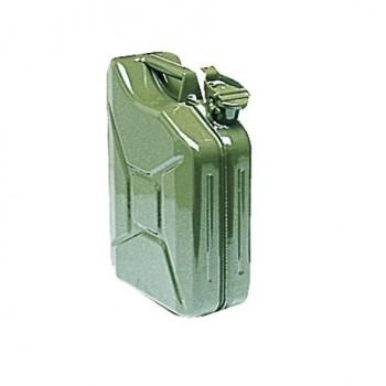 Tanica in metallo per benzina 10 lt