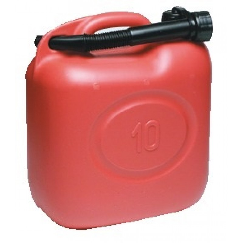 "Canestro per carburante in ""Eltex"" 10 Litri"