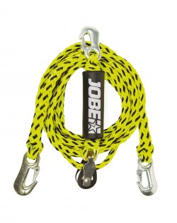 JOBE WATERSPORTS BRIDLE W PULLEY 12FT 2P