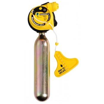 Bombola e kit ricambio valvola universali per giubbotti autogonfiabili - HAMMAR 33 g