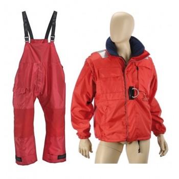 Cerata + cintura di salvataggio autogonfiabile + cintura di sicurezza