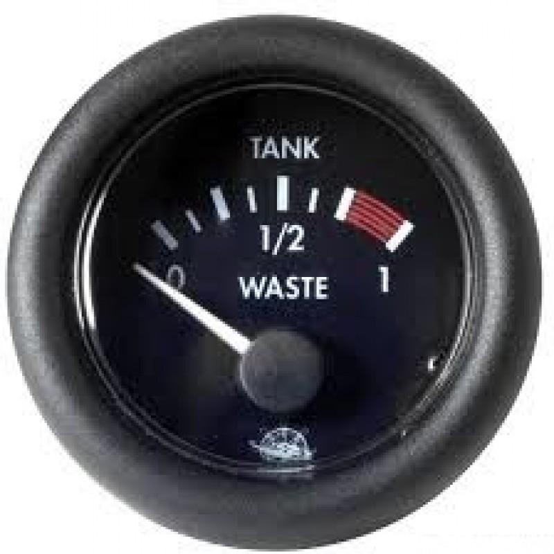 Indicatore acque nere Wast GUARDIAN 10-180 ohm - 12V