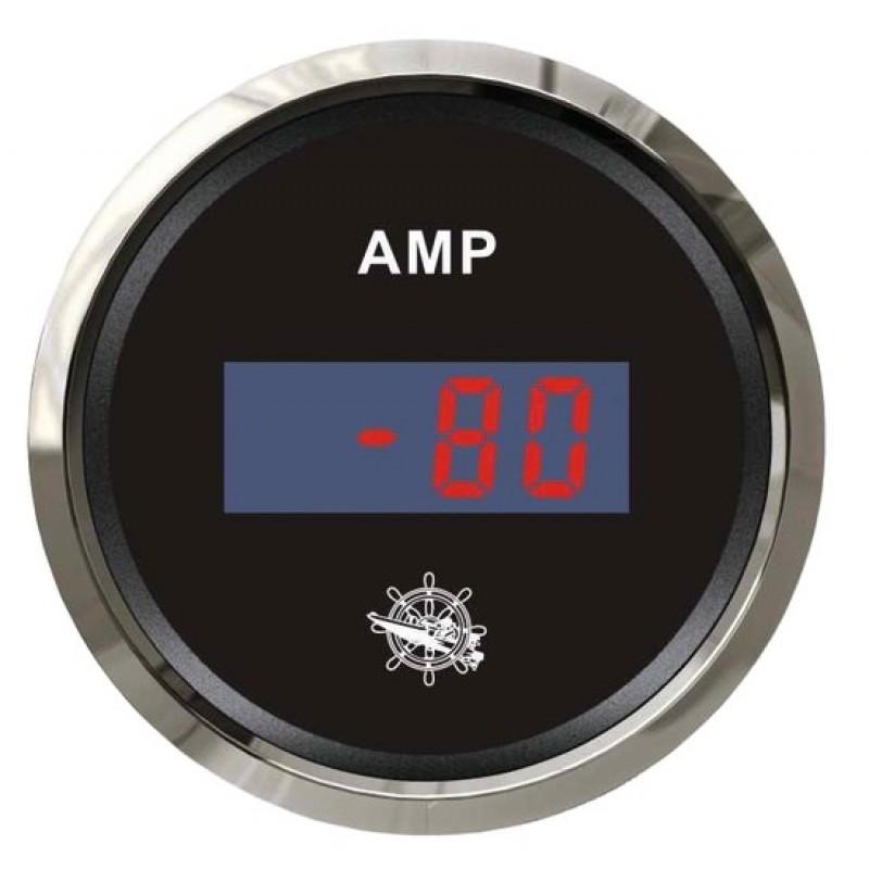 Amperometro digitale - 12/24 V