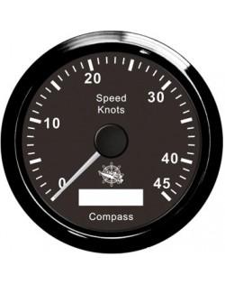 Spidometro / contamiglia GPS senza trasduttore