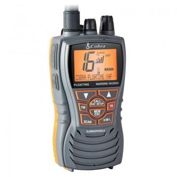 VHF COBRA MARINE MR HH350 portatile