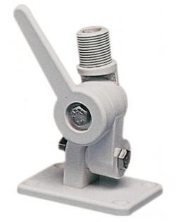 Base a snodo per antenna VHF e GPS