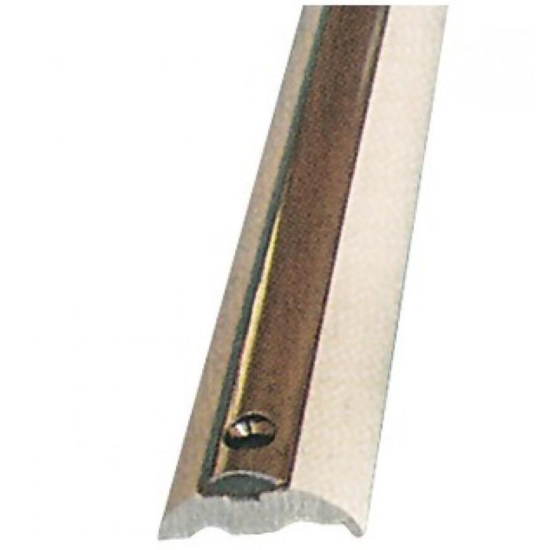 Base per profili inox , altezza 40 mm