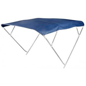 Capottina parasole BIMINI DEPTH 4 archi BLU NAVY