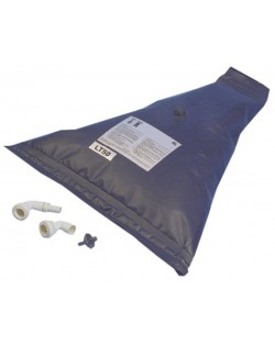 Serbatoio flessibile per acque nere/grige 100 Lt