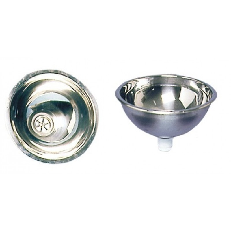 Lavello semisferico per bagno impianti camper 5028091 - Lavello per bagno ...