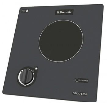 Piano cottura elettrico in vetroceramica touch control DOMETIC