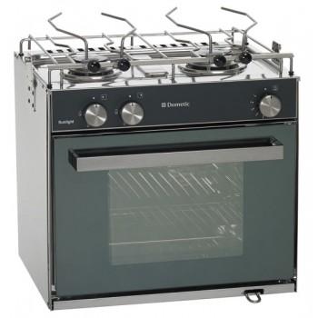 Cucina con forno a gas Smev Sunlight Slim