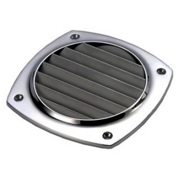 Presa d'aria in Acciaio Inox AISI 316 microfuso e lucidato a specchio - CON VITI