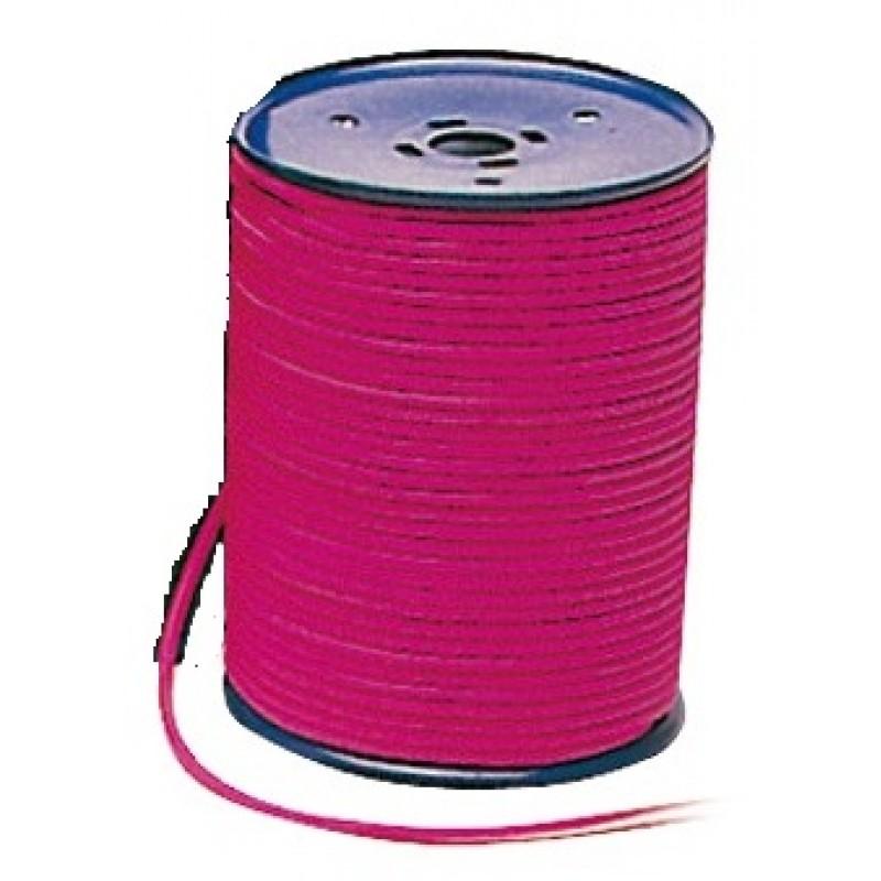 Corda elastica fuxia ø 5 mm
