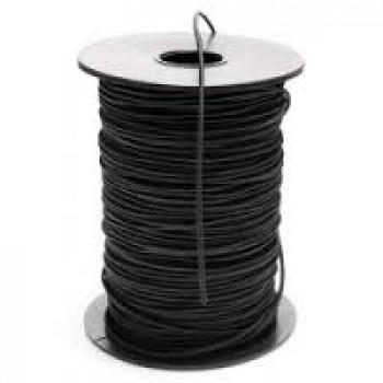 Corda elastica nera