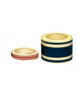 Linea di galleggiamento a 3 fili, uno grande e due piccoli