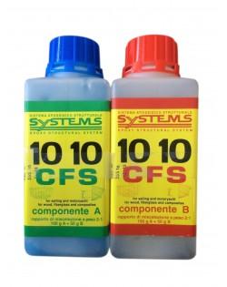 RESINA EPOSSIDICA CECCHI 10 10 CFS da 0,75 kg MULTIFUNZIONALE