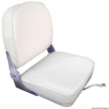 Sedile con schienale ribaltabile - 3 COLORI