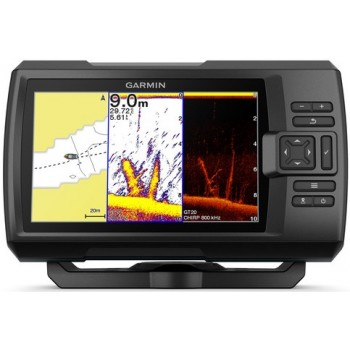 Eco/GPS Echo Striker Plus 7cv  - GARMIN