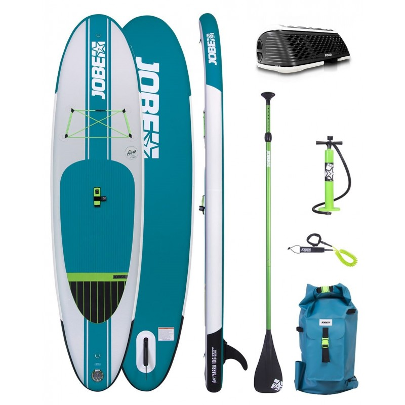 JOBE SUP YARRA 10.6 + STEREO ACTIVE FUSION - PACKAGE