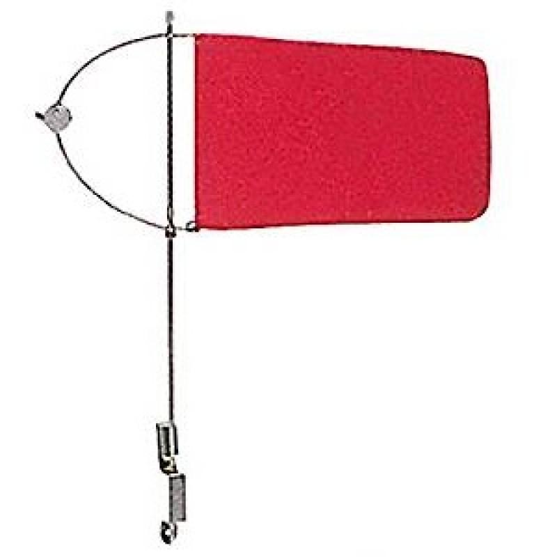 Bandierina grande segnavento mod. «Levante» - 150 x 150 mm