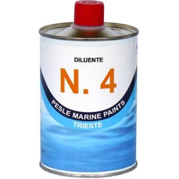Diluente N.4 per smalti poliuretanici