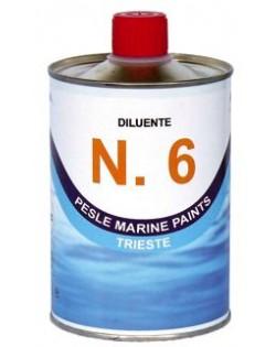 Diluente N.6 per poliuretanici a spruzzo