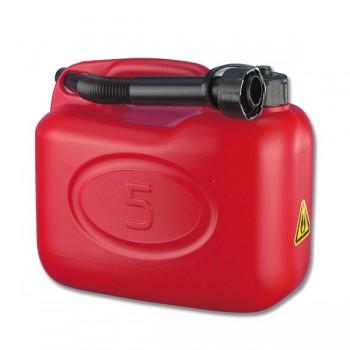 Canestro in plastica per carburante 5 litri