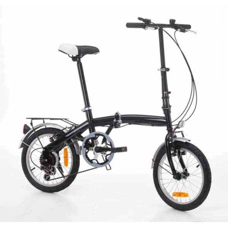 Bici pieghevole «Marittim» con cambio Shimano
