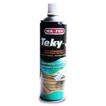 MAFRA TEKY - Olio impregnante e ravvivante per teak