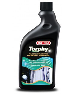MAFRA TORPHY - Pulizia completa di sentina