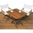 Poltroncine, tavoli e sedie
