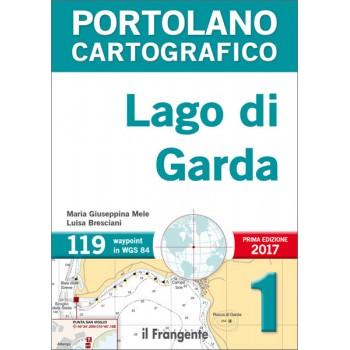 Portolano cartografico del Lago di Garda