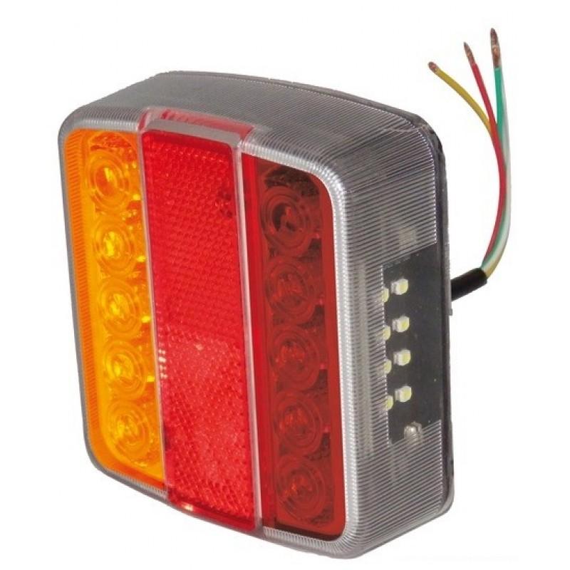 Fanale posteriore a LED per rimorchio