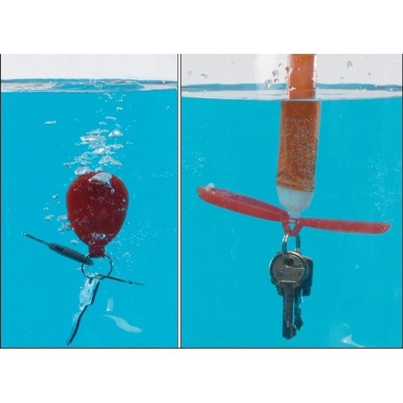 Portachiave galleggiante brevettato