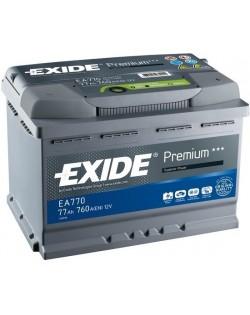 Batteria EXIDE Premium per avviamento e servizi di bordo