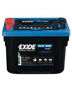 Batteria EXIDE Maxxima con tecnologia AGM - EP450