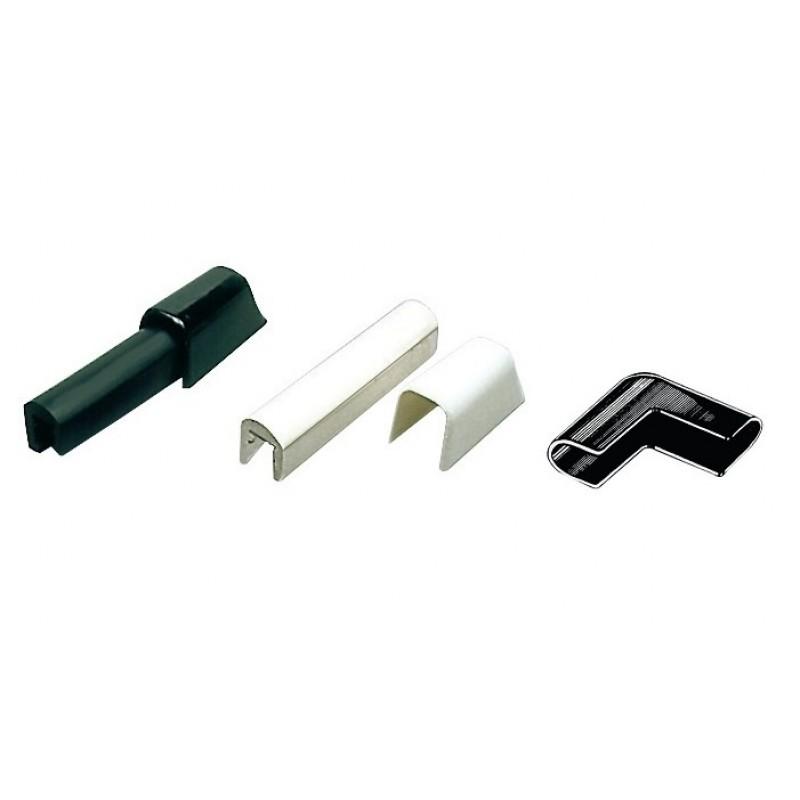 Profilo parabordo PVC con supporto di base a L