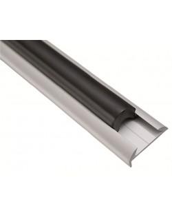 Profilo alluminio 38x9 mm