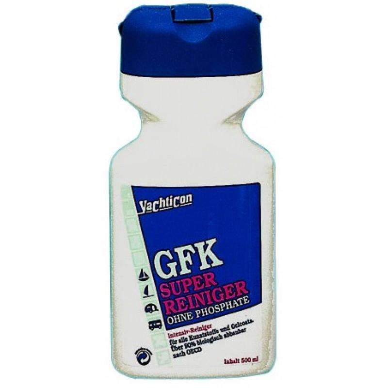 GFK detergente energico per vetroresina e ABS