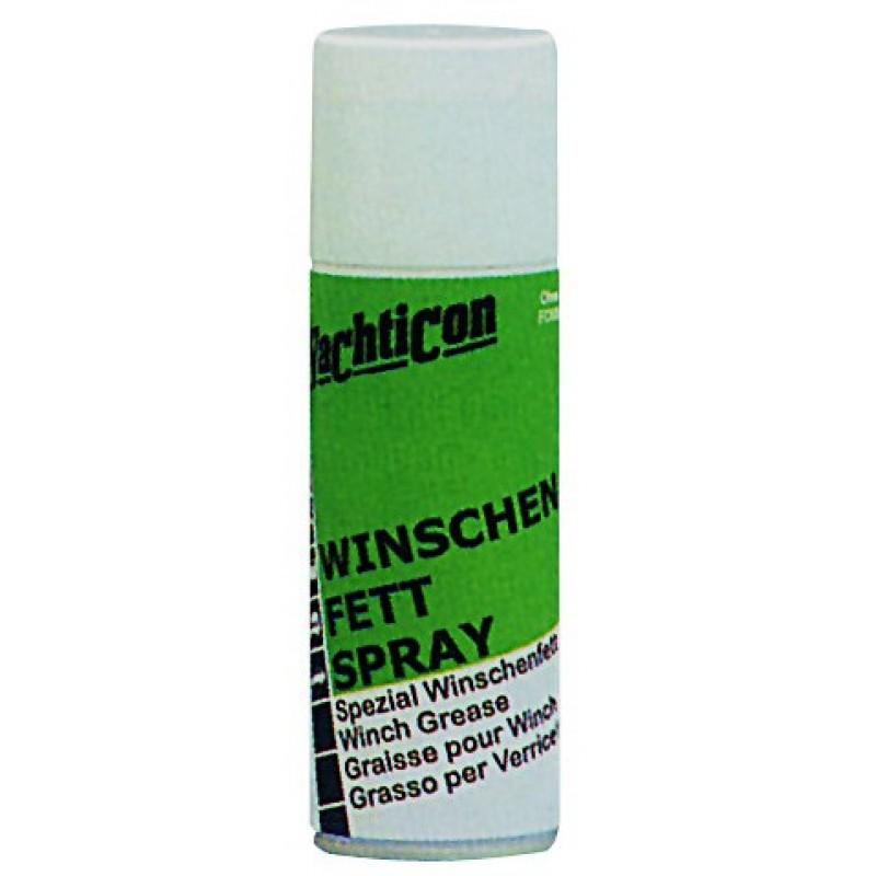 Grasso per winch spray