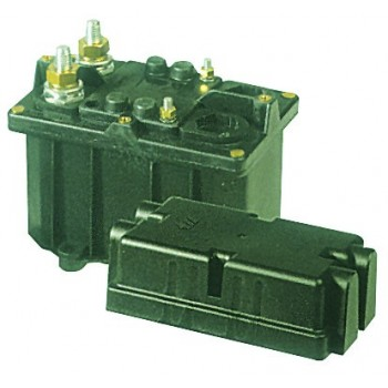 Staccabatteria automatico (teleruttore generale di corrente con alimentazione della bobina)
