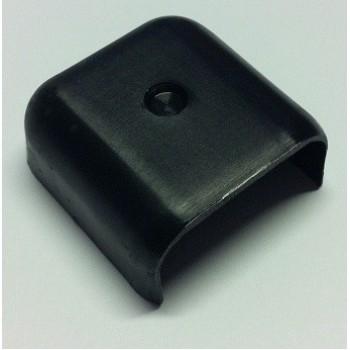 Terminale plastica 38 mm