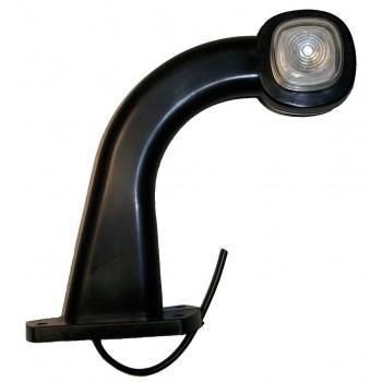 Fanale laterale d'ingombro a LED, 90°
